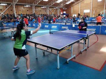 Mariquina será sede de interregional de tenis de mesa con más de 600 competidores