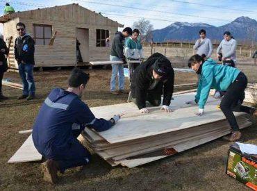 Comunidades vulnerables de Quilaco serán intervenidas por estudiantes de Santo Tomás