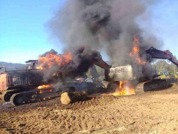 Declaran admisibles recursos de protección contra violencia rural presentados por Acoforag en cuatro regiones de zona sur