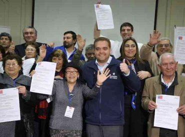 FOSIS Biobío lanza programa piloto de emprendimiento para 206 adultos mayores de la Región
