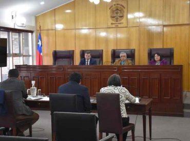 Corte de Puerto Montt ordena internación provisoria de menor imputado por tenencia de artefactos explosivos