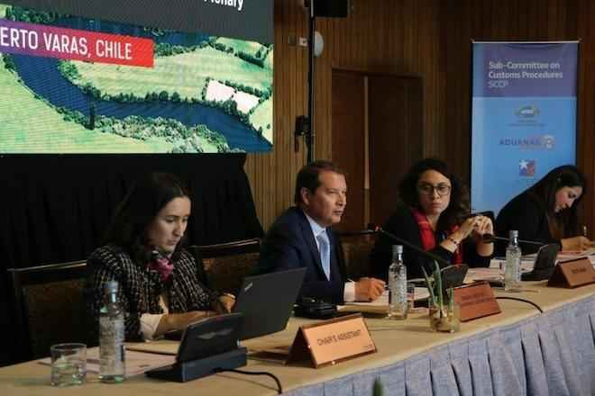 Comenzó reunión de Aduanas de APEC para acordar medidas de facilitación del comercio y e-commerce