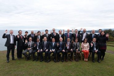 """Ministro Walker en Reunión Ministerial de la APEC: """"Chile tiene una oportunidad única de abastecer al mundo con sus alimentos en las próximas décadas"""""""