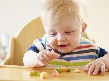 Baby Lead Weaning: alimentación complementaria guiada por el bebé