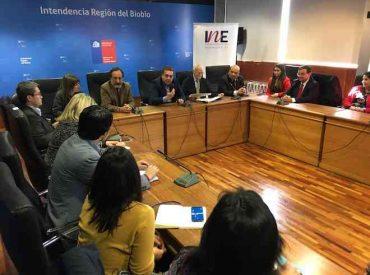 Biobío constituye Comisión de Estadísticas Regionales en presencia del Director Nacional del INE