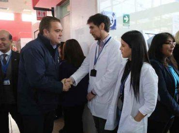 Cesfam de Talcahuano tendrá el primer Centro de Innovación y Gestión en salud Municipal