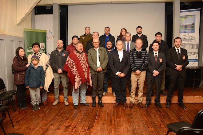 Gran interés generó seminario sobre cambio climático y su impacto en Los Ríos