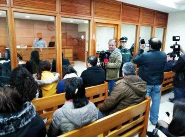 Fiscalía formalizó por femicidio a imputado que dio muerte a su expareja de 17 años en Valdivia