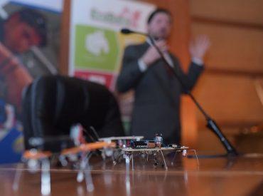 """Felipe Cid, director de Ecobots: """"Si haces tecnología que no se aplica a la sociedad no tiene sentido"""""""