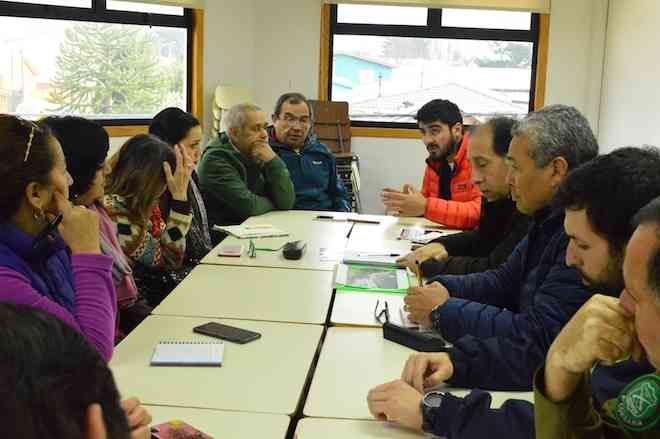 Acuerdos con empresas portuarias marcan trabajo Mesa Transporte/Turismo de Puerto Aysén