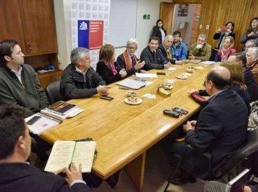 Ministro Fontaine promueve agenda de Reimpulso Económico en Región de Aysén