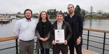 """Valdivia recibe distinción nacional como """"Municipalidad Turística"""""""