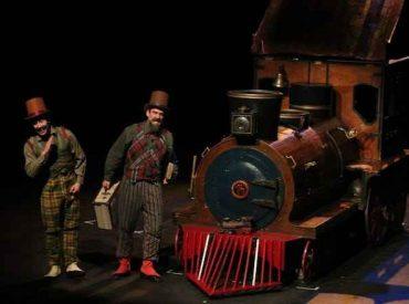 Trabajadores de la construcción y sus familias disfrutaron de dos clásicas obras de teatro en Punta Arenas
