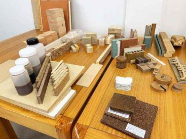 """""""Adhesivo verde"""" para maderas: un invento con sello UBB, patentado en Estados Unidos"""