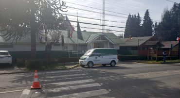 Detenidos por agresión a escolares en Panguipulli