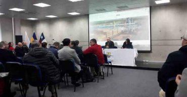 Mesa COMEX Biobío apuesta por el desarrollo de la Macro Zona Comercial