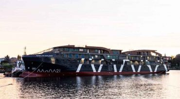 Este lunes 09 de septiembre se realiza nueva apertura de puente Cau Cau para paso de dos embarcaciones