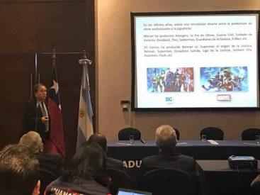 Encuentro Binacional de Aduanas en Región de Aysén relevóprotecciónde lapropiedadintelectualeindustrial