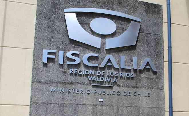 Fiscalía de Valdivia formalizó a imputados que simularon ser funcionarios de la PDI para robar