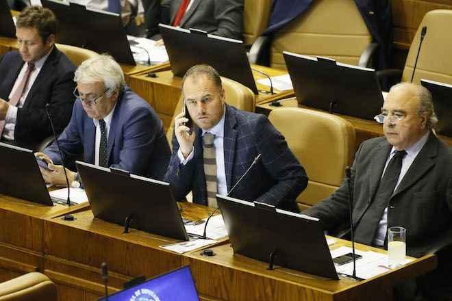 Votación unánime de parlamentarios pide que eventuales multas a Essal se inviertan en Osorno a través del programa de convergencia de la Subedere