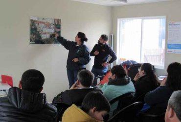 CONAF culmina en Biobío ciclo de talleres sobre Comunidad Preparada frente a incendios forestales