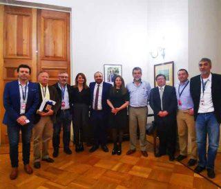 Diputada Joanna Pérez gestiona apoyo y soluciones para las pymes del Biobío