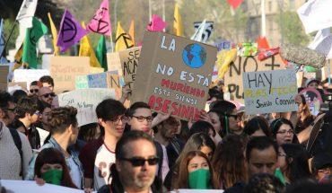 """Greenpeace y masivas marchas por el clima: """"El verdadero liderazgo medioambiental estuvo ayer en las calles del país"""""""