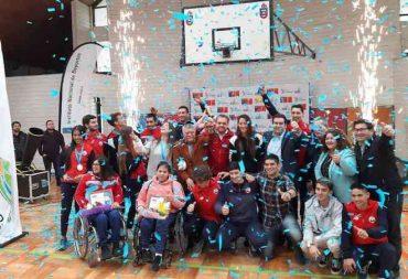 Medallistas panamericanos y parapanamericanos fueron reconocidos en San Pedro de la Paz