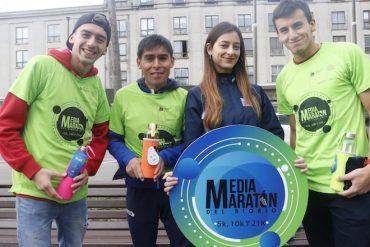 Media Maratón del Biobío espera a más de 4 mil runners