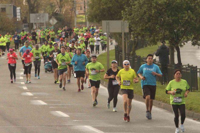 Media Maratón del Biobío reagendará su fecha por crisis sanitaria