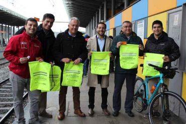 La bicicleta es el modo de transporte más usado en la Región del Biobío incluso superando el promedio nacional