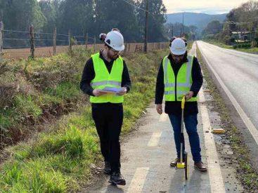 Crean proyecto para iluminar tramo Santa Elvira y cruce El Arenal