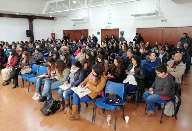 Jornada de prevención del suicidio congrega a 150 personas en Osorno