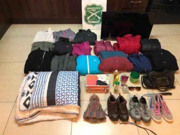 Oportuna denuncia de testigos frustra robo a residencia en sector costero de Valdivia