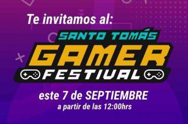 Santo Tomás Gamer Festival se realiza este fin de semana en Concepción