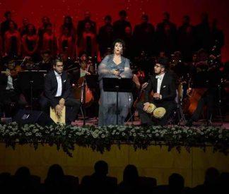 Con reconocimiento a músicos valdivianos culminaron las galas líricas por reinauguración del Teatro Cervantes