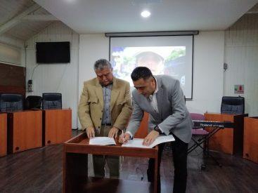 IP Santo Tomás firma convenio colaborativo con Municipio de San Pedro de la Paz