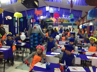 Nutrición y Gastronomía Santo Tomás promueven el consumo de alimentos marinos en escolares