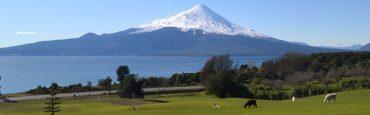 Presentan detalles de lo que será próximo simulacro de erupción del Volcán Osorno