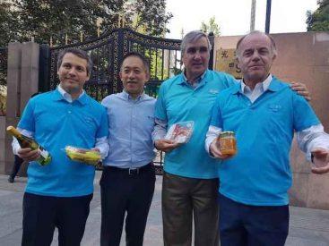 Chile Week 2019: ministro Walker anunció que en septiembre miel chilena podrá ingresar al gigante asiático