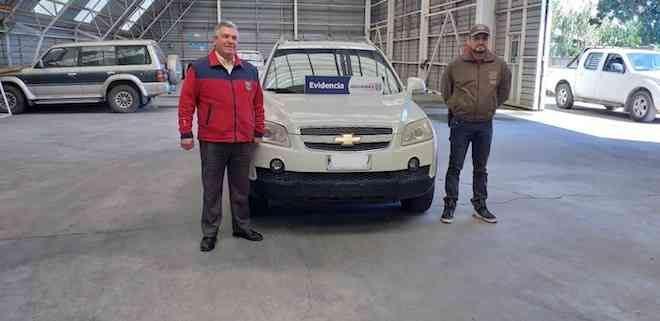 Aduanas decomisa autos deportivos y camión por mal uso de franquicias en la Región del Biobío