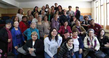 Primer Cabildo Abierto con adultos mayores sobre la contingencia nacional