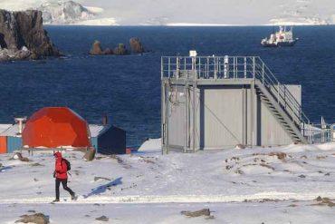 Regresaron de la Antártica los investigadores que estudian el agujero de ozono en invierno