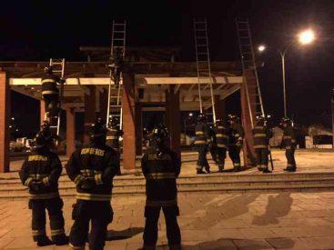 Lanzan campaña de bomberos en Talcahuano para reclutar zapadores
