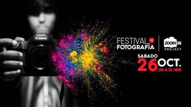 1° Festival Latinoamericano de Fotografía llega a Chile