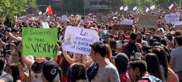 """La Oficina de Derechos Humanos manifiesta """"preocupación por la violencia en Chile"""""""