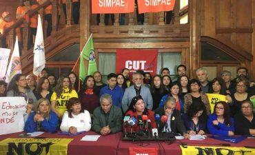Unidad Social convoca Paro Nacional para este miércoles 30 y anuncia continuidad de las movilizaciones
