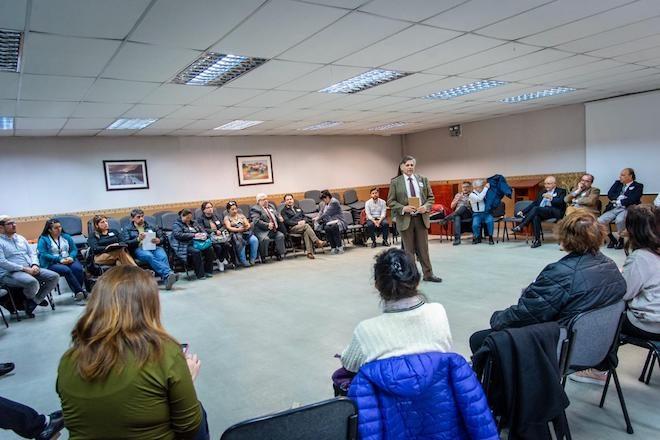 Inician proceso de diálogos participativos ante crisis social en Magallanes