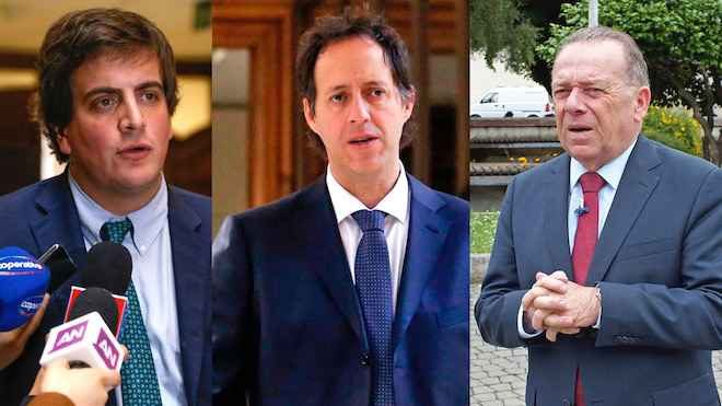 Tres diputados de distintas generaciones se unen para Diálogo Ciudadano en Valdivia