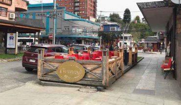 Puerto Varas unificará diseño de terrazas del comercio con actualización de ordenanza visual